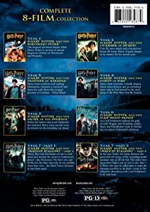 Harry Potter: The Complete 8-Film Collection from Warner Bros.