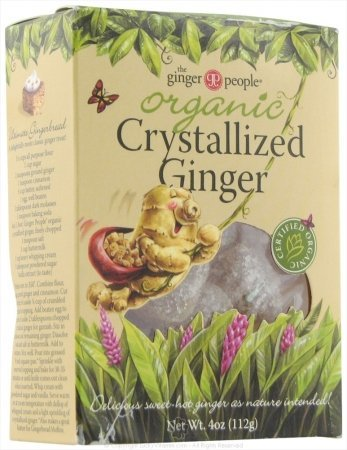 crystallized ginger for chemo