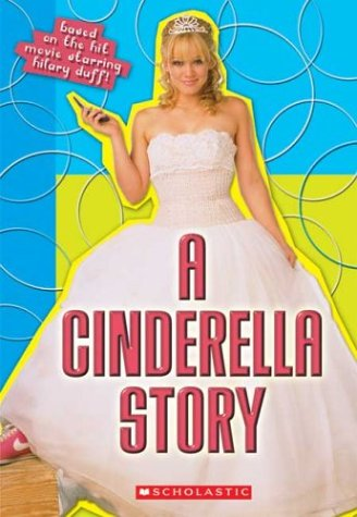 Image for A Cinderella Story: Movie Novelization (Cinderella)