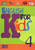 img - for English For Kids 4 book / textbook / text book