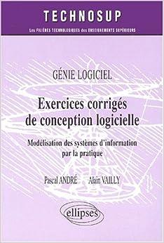 couverture du livre Conception des systèmes d'information