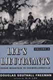 Lee's Lieutenants: A Study in Command, Vol. 2: Cedar Mountain to Chancellorsville (0684187493) by Freeman, Douglas Southall