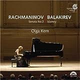 Rachmaninov: Piano Sonata No.2, Balakirev: Islamey