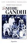 Les Nehru-Gandhi par Guillot