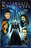 img - for STARGATE ATLANTIS BACK TO PEGASUS #1 MAIN CVR book / textbook / text book