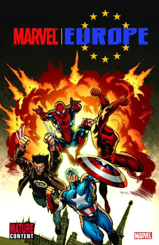 Marvel Europe TPB (Graphic Novel Pb)