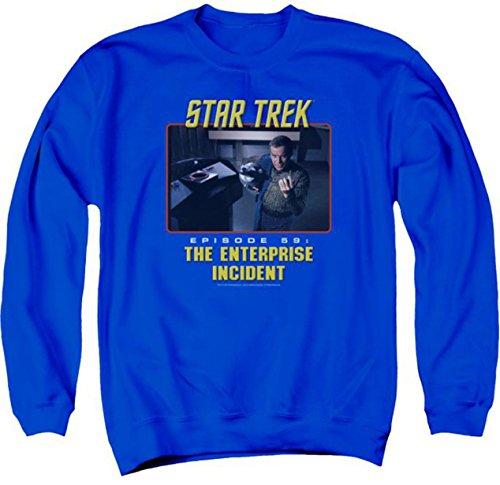 Sweater: The Enterprise Incident Star Trek The Original Series CBS280AS
