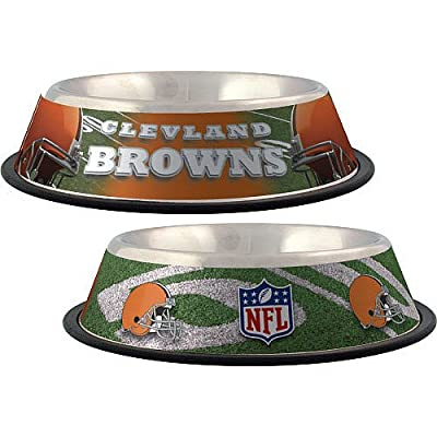 Hunter Cleveland Browns Pet Bowl