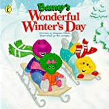 Barneys Wonderful Winters Day (0140558500) by Stephen White