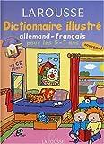 echange, troc Natacha Diaz - Dictionnaire Illustré : Allemand, CP-CE1, 5-7 ans (CD audio inclus)