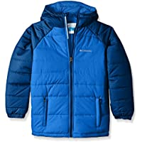 Columbia Boys Tree Time Puffer Jacket (Super Blue)