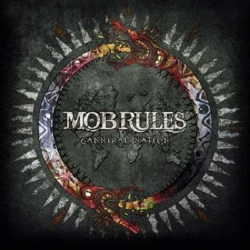 Cannibal Nation by Mob Rules (2012) Audio CD