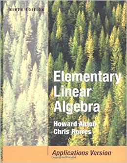 ... : Howard Anton, Chris Rorres: 9780471669593: Amazon.com: Books