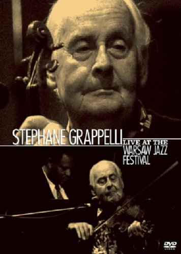 Stephane Grappelli - Live At The Warsaw Festival [DVD]