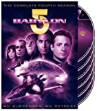 echange, troc Babylon 5 - Season 4 (Box Set) - Import Zone 2 UK (anglais uniquement) [Import anglais]