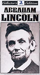 Abraham Lincoln [VHS]