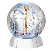 Acrylic Nativity Light-Up Shimmer Dome Snow Globe - Size 4.5 in. Tall