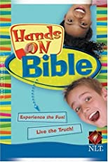 Hands-on Bible: New Living Translation, Jade Planet, Leatherlike (Hands-On Bible: Nltse)