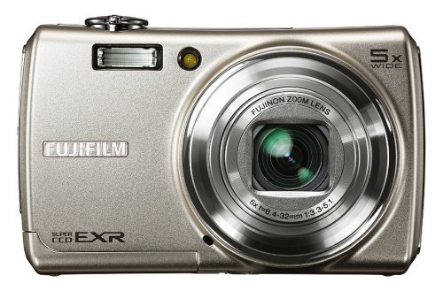 Fujifilm FinePix F200EXR Kit 12MP Super CCD Digital