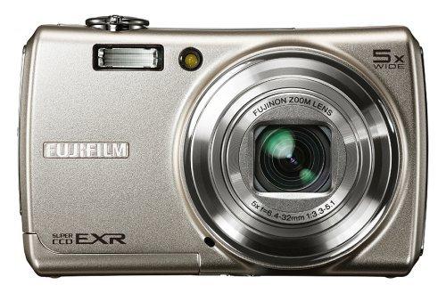 Fujifilm FinePix F200EXR Kit 12MP Super CCD Digital