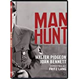 Man Hunt ~ Walter Pidgeon
