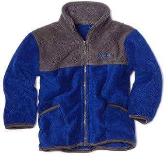 IXtreme Baby-Boys Infant Colorblock Fleece Jacket, Royal, 18 Months