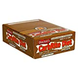 Doctor's CarbRite Diet Sugar Free Bar, Chocolate Peanut Butter, 2-Ounce Bars, 12-Count