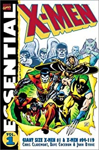 Essential X-Men Vol. 1 by Chris Claremont, Dave Cockrum and John Byrne