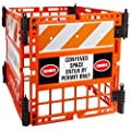 Jackson Safety 17534 Workgards Unit with Signage, Orange