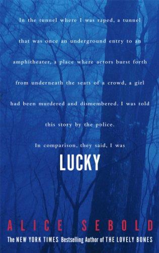 Sebold Alice - Lucky: A Memoir