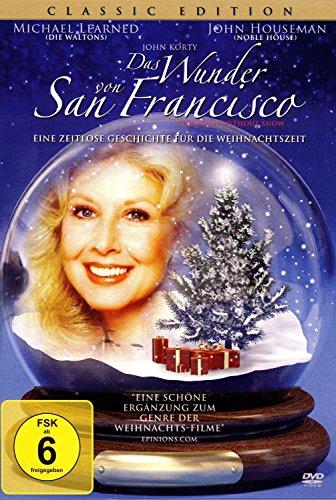 Das Wunder von San Francisco [ Die zeitlose Geschichte für die Weihnachtszeit ] ( Christmas without snow )