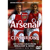 Arsenal Centurions - 100 Goals Each - Berkamp & Henry
