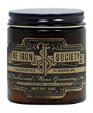The Iron Society Old Fashioned Mens Grooming Aid Hair Pomade