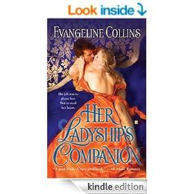 Her Ladyship's Companion (Berkley Sensation)