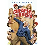 Cheaper By The Dozen [2004] [DVD]by Steve Martin