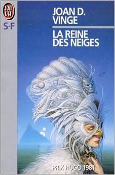 La reine des neiges joan d vinge livres - Reine des neiges en anglais ...