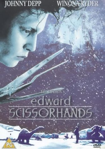 Edward Scissorhands [UK Import]