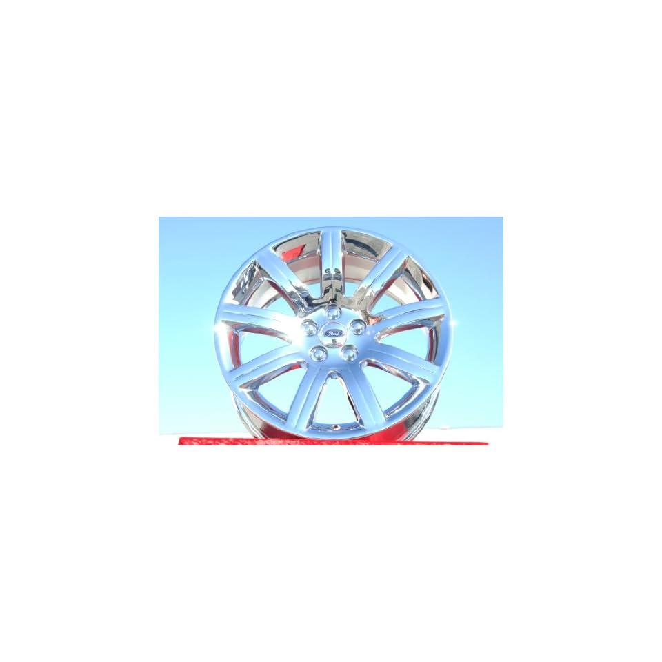 Ford Flex Set of 4 genuine factory 19inch chrome wheels