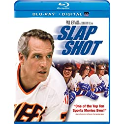 Slap Shot (Blu-ray + Digital Copy + UltraViolet)