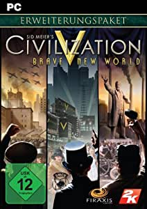 Sid Meier's Civilization V: Brave New World Add-on [PC Steam Code]