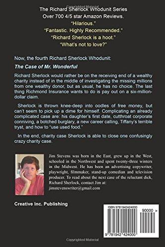 The Case of Mr. Wonderful: Volume 4 (A Richard Sherlock Whodunit)