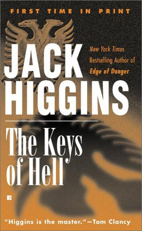 The Keys of Hell, JACK HIGGINS