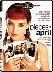 amazoncom pieces of april katie holmes oliver platt