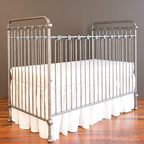 Where To Buy Bratt Decor Joy Baby Crib Pewter Yen Hayman Ertd
