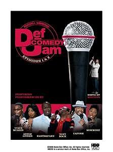 Def Comedy Jam V1