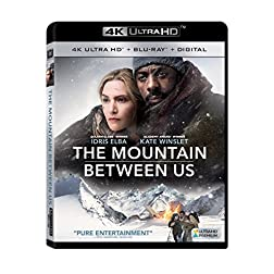 The Mountain Between Us [4K Ultra HD + Blu-ray]