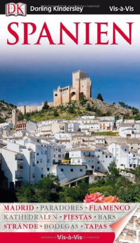 Vis a Vis Reiseführer Spanien mit Extra-Karte