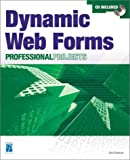 img - for Dynamic Web Forms Professional Projects book / textbook / text book