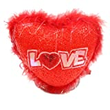 Cute Heart Shape Love Night Table Lamp Desktop Bedside Light