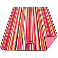"""Runytek 59"""" X 79"""" Waterproof Thick Portable Picnic Mat Compact Blanket For Outdoor Camping Tent Dramp-prood Pad..."""